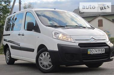 Citroen Jumpy пасс. 2.0 120LS 2007