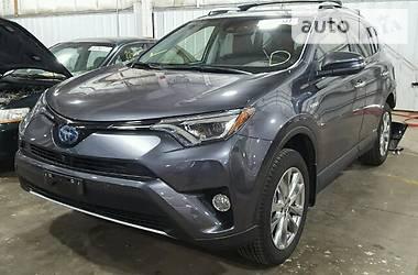 Toyota Rav 4 Hv 2016