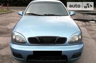 Daewoo Lanos 1.6 ГАЗ 2003