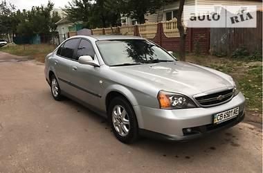 Chevrolet Evanda CDX 2.5 2006