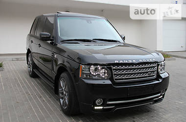 Land Rover Range Rover AUTOBIOGRAPHY 2012