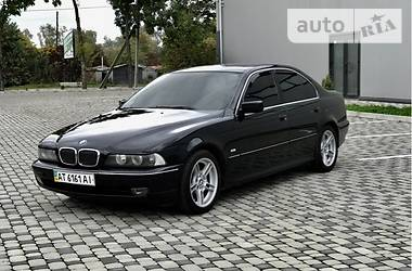 BMW 520 LUXURY 1999