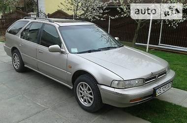 Honda Accord Aerodeck 1994