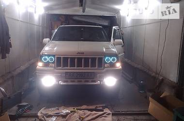 Jeep Grand Cherokee Limited XL 1998