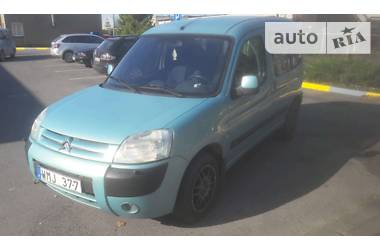 Citroen Berlingo пасс.  2005