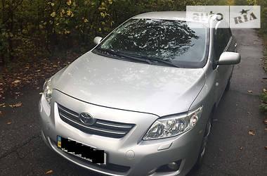 Toyota Corolla Sol High Plus 2008