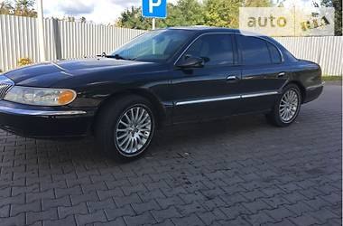 Lincoln Continental 1998