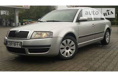 Skoda Superb 1.9 TDi 2002