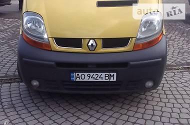 Renault Trafic груз. 2006