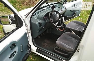 Renault Kangoo пасс. dTi 2000