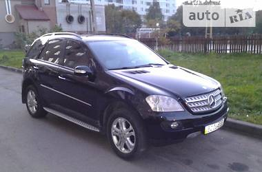 Mercedes-Benz ML 280 2008