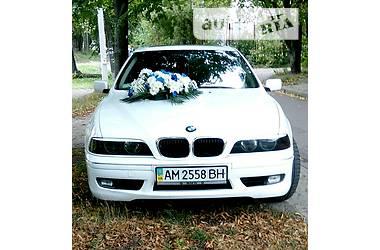 BMW 525 e39 1996