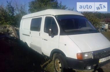 ГАЗ 3221 Газель 2002