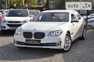 BMW 750 Li XDrive INDIVIDUAL 2013