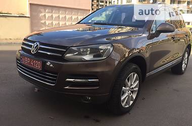 Volkswagen Touareg Life 2012