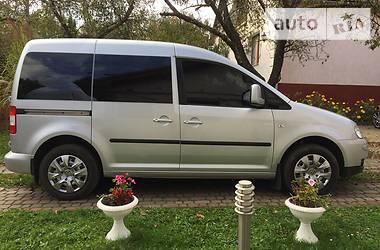 Volkswagen Caddy пасс. 1.9ТDI 2010