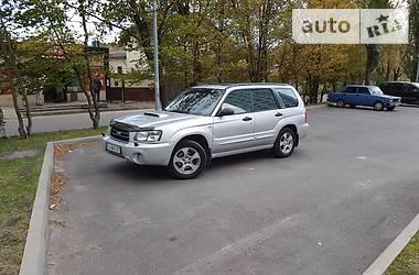 Subaru Forester 2.5 XT 2002