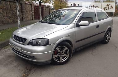 Opel Astra G 2.0 TDi 2001