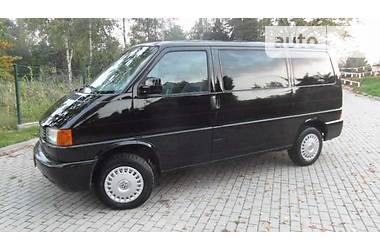 Volkswagen T4 (Transporter) пасс. 2.5 TDI 1998
