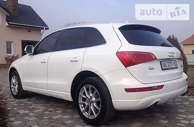 Audi Q5 2.0 TFSI quattro 2011