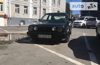 Volkswagen Golf II GT 1990