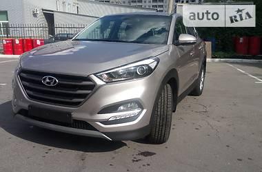 Hyundai Tucson 1.6-Turbo AT 2017
