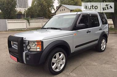 Land Rover Discovery TDI 2006