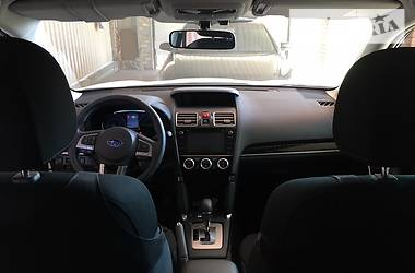 Subaru Forester 2.5 CV 2016