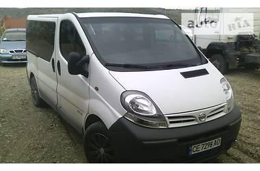 Nissan Primastar пасс. Грузопасажир 2004