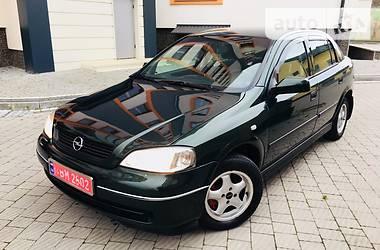 Opel Astra G ELEGANS 2000
