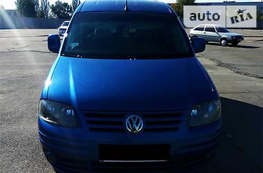 Volkswagen Caddy пасс. LIFE 2006