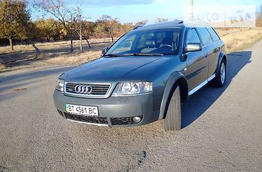 Audi A6 Allroad Tip-tronic 180hp 2001
