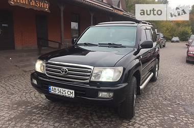 Toyota Land Cruiser 100  GAZ 2003