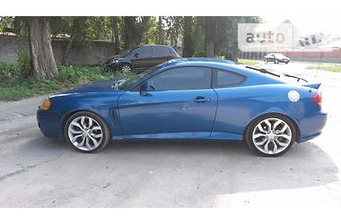 Hyundai Tiburon 2005