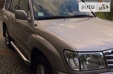 Toyota Land Cruiser 100 VIP 2004