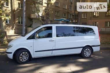 Mercedes-Benz Vito пасс. 111 EXTRA LONG 2008
