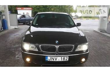 BMW 730 3.0 TDI 2006