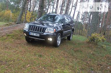 Jeep Grand Cherokee 4X4 2.7TDI 2003
