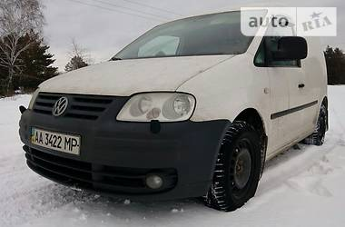 Volkswagen Caddy груз. 2008