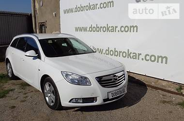 Opel Insignia  2.0CDTI 2012