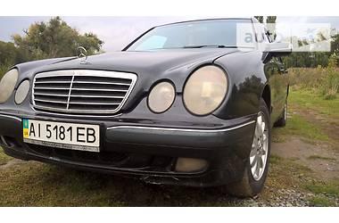 Mercedes-Benz E-Class 2000