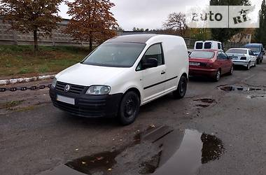 Volkswagen Caddy груз. 2.0 SDI 2005