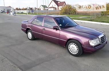 Mercedes-Benz 260 w124 1990