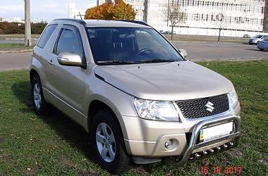 Suzuki Grand Vitara 3D 2009