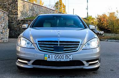 Mercedes-Benz S 320 DIESEL LONG FULL 2007