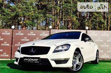 Mercedes-Benz CLS 63 AMG Full 2013