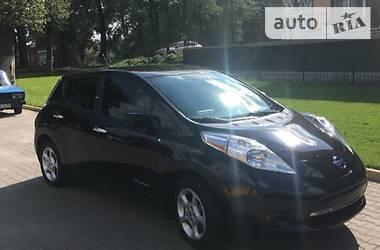 Nissan Leaf SV Premium Package 2013
