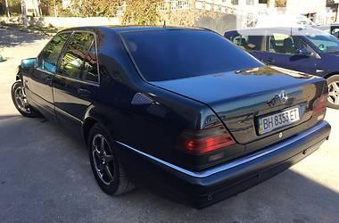 Mercedes-Benz S 420 W140 1998