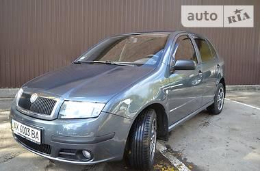 Skoda Fabia 1.2 2007