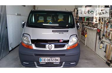 Renault Trafic пасс. 1.9 LONG 2006